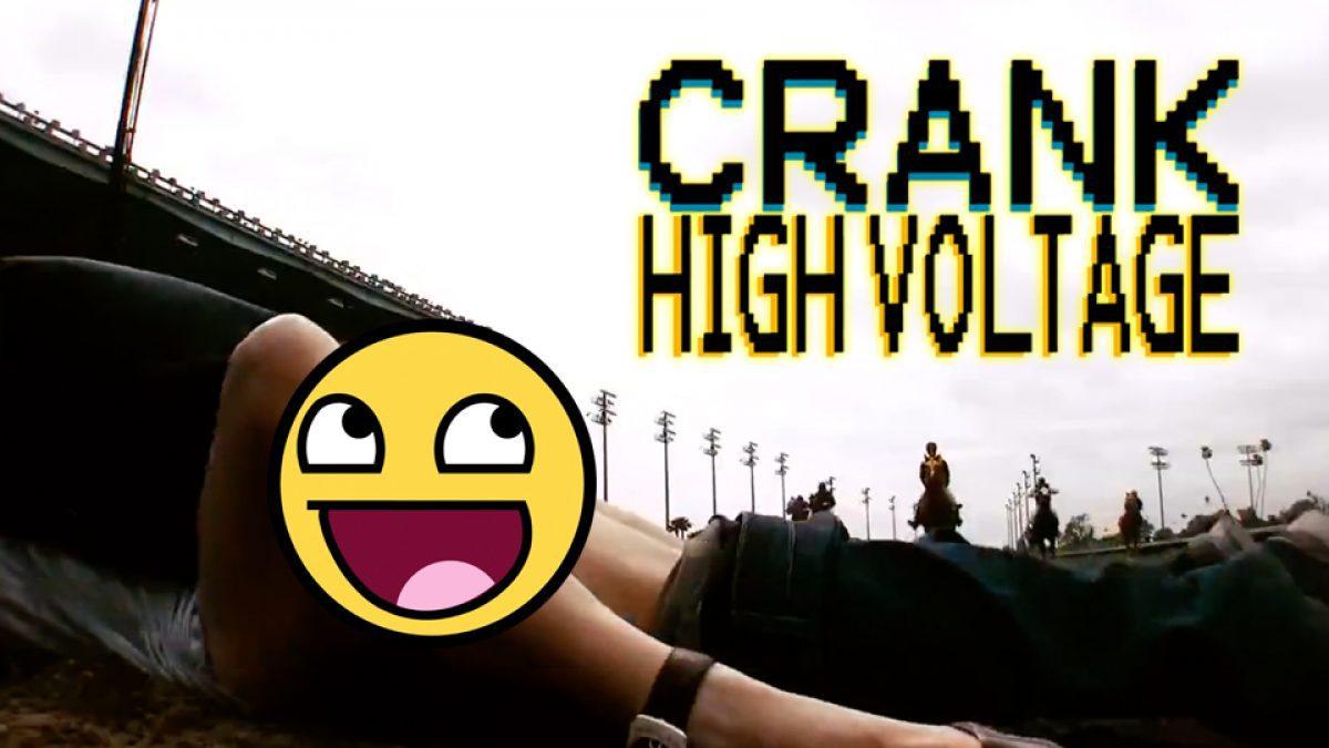 """(18+) """"หัวใจพี่ต้องการความตื่นเต้น"""" กับฉากเซ็กซ์โคตรบ้าจาก Crank : High Voltage"""