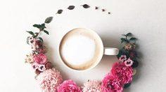 ภาพถ่ายสวยๆ จาก ไดอารี่ของกาแฟและดอกไม้ - La Fee De Fleur
