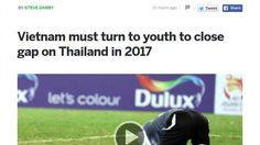 สตีฟ ดาร์บี้ชี้ฟุตบอลเวียดนามยังห่างชั้นไทยแนะควรทำ5ข้อนี้