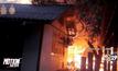 ไฟไหม้ร้านอาหารญี่ปุ่นย่านทองหล่อวอด 2 หลัง