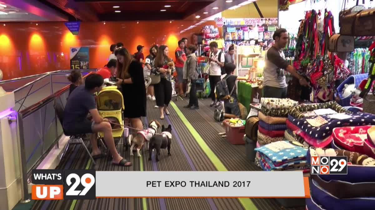 PET EXPO THAILAND 2017