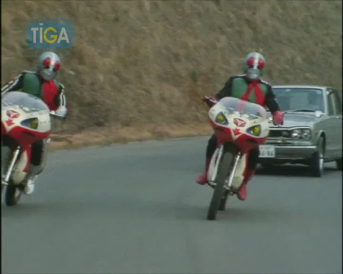 Masked Rider ตอนที่ 94-3