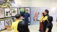 ศูนย์การเรียนรู้นกยูงไทยที่ม.พะเยา สู่การพัฒนาการท่องเที่ยวที่ยั่งยืน