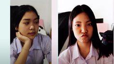 โดนมนต์กฤษณะกาลี รึเปล่า เผยโฉม 4 สาวดาวโรงเรียน Before & After