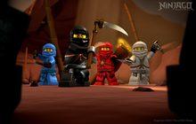 LEGO Ninjago ตัวต่อนินจา แสบซ่าส์มหากาฬ ปี 6