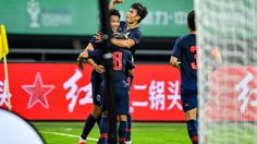 คอมเม้นท์แฟนบอลจีน : น่าอาย,ไอ้ชุดนี้แหละ ที่อุ่นเครื่องชนะเรา 1-5