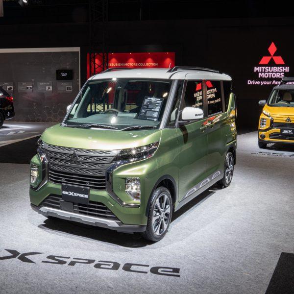 2020 Mitsubishi eK Space & eK X Space