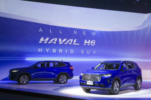 HAVAL H6 Hybrid SUV