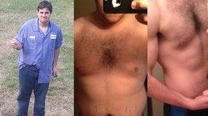 เคล็ดลับลดน้ำหนัก สุดโหด 45 กิโลกรัม ภายใน 11 เดือน