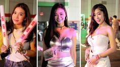 ส่องสาวสุดแจ่ม จากคอนเสิร์ต THAITANIUM UNBREAKABLE CONCERT