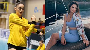 หน้าสวยระดับนางงาม Zehra Gunes นักวอลเลย์บอลหญิง ทีมชาติตุรกี