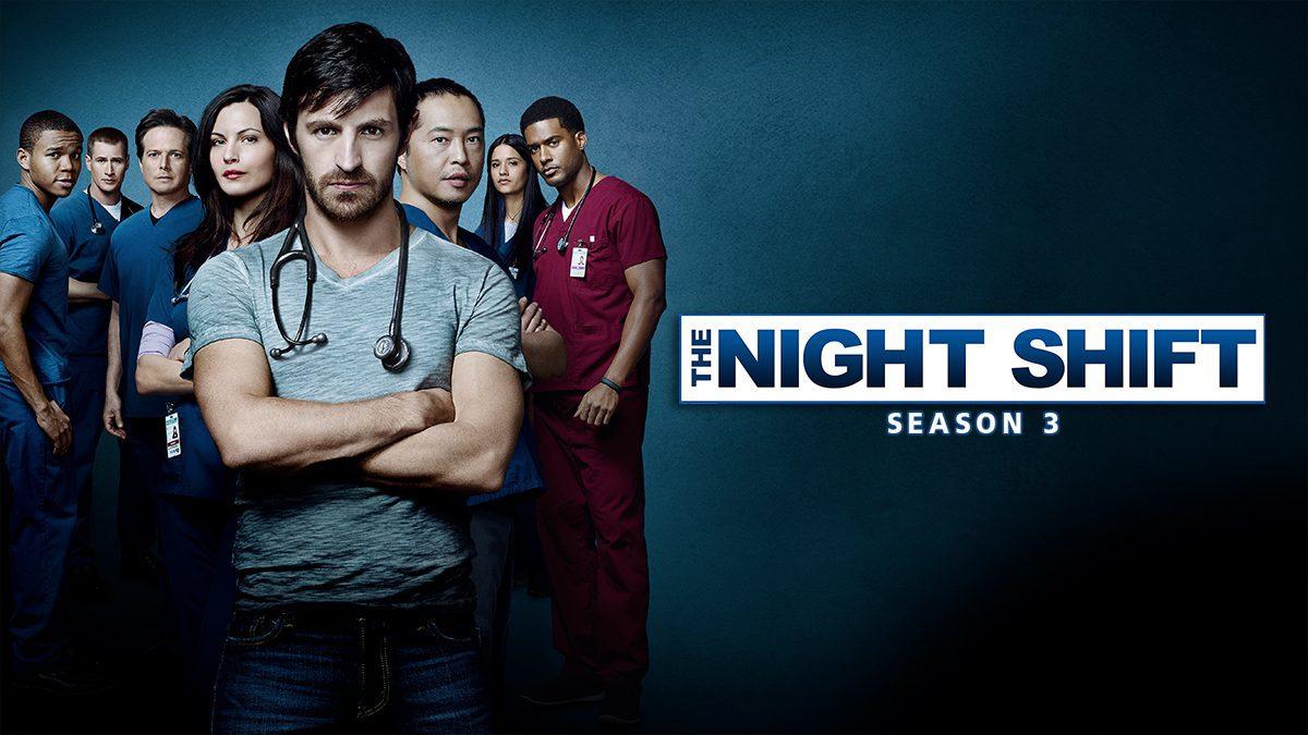 ตัวอย่างซีรีส์ The Night Shift S.03 ทีมแพทย์สยบคืนวิกฤติ ปี 3