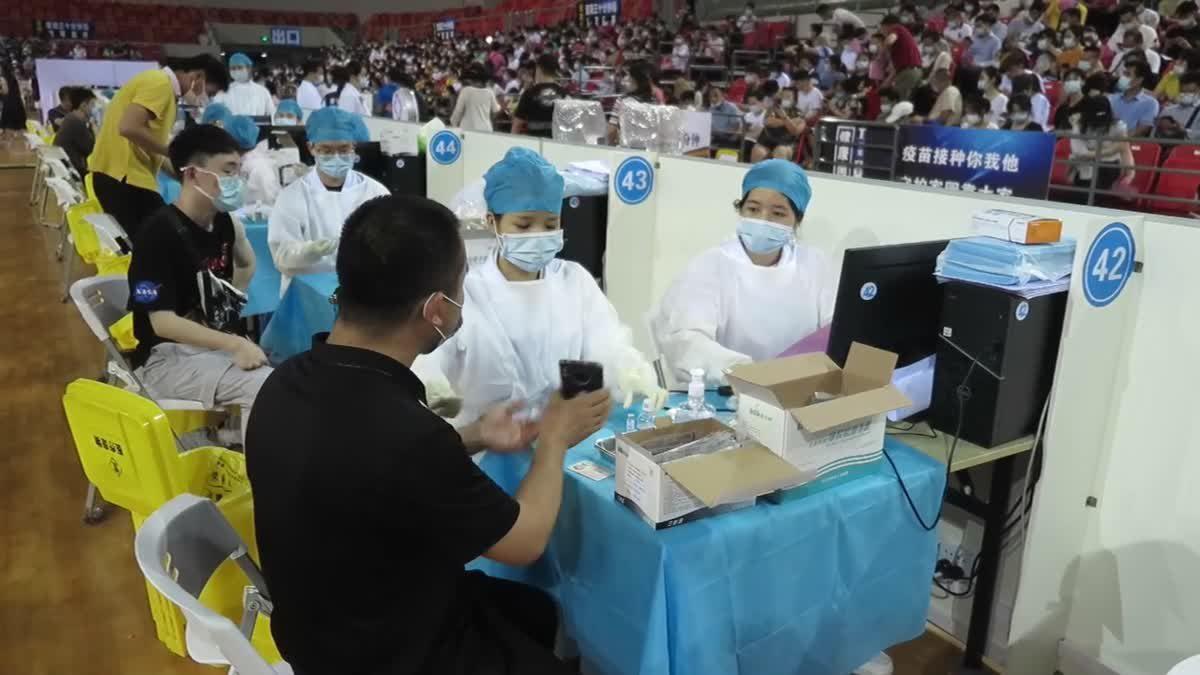 ชาวไทยในกว่างซี เล่าประสบการณ์ 'ฉีดวัคซีนโควิด-19'