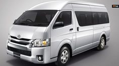 Toyota Commuter (Hiace) รถตู้ ยอดนิยมรุ่นใหม่ พร้อมเปิดตัวปี 2020