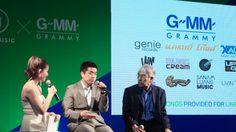 LINE MUSIC ผนึก GMM Grammy ก้าวสู้แอพที่มีเพลงไทยสูงสุดในประเทศ