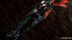 แกะกล่อง S.I.C Masked Rider Sky Rider รีวิวงามๆ