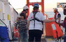 """ปานามาเพิกถอนใบทะเบียนเรือ """"อควอเรียส 2"""""""