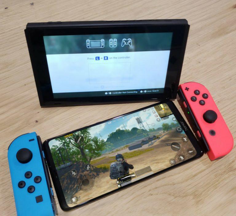 เทียบ Honor Note 10 กับ Nintendo Switch