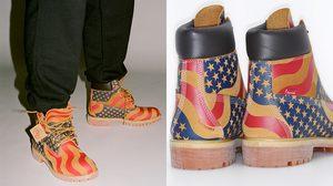 Supreme x Timberland คอลเลคชั่น Winter 2017 เปิดตัวรองเท้าบู๊ท 6 นิ้ว สุดคลาสสิค