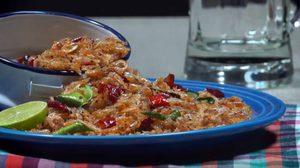 วิธีทำ กุ้งฝอยคั่วพริกเกลือ เมนูเด็ด อร่อยง่ายๆ ที่บ้าน