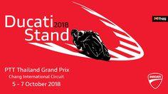 1,296 ชีวิตพร้อมเชียร์ติดขอบสนาม! เตรียมรวมตัวที่ Ducati Stand @MotoGP 2018