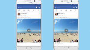 รูป 360 องศา Facebook มาแน่นอน อีกไม่นานเราจะได้ใช้กันแล้ว