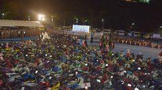ลุยจับเด็กแว้น! ทั่วเมืองชลบุรี ยึดจยย.ได้ 186 คัน พร้อมหัวโจกชวนซิ่งอีก 2 ราย