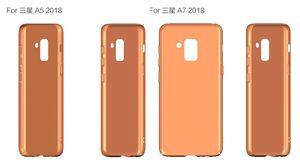 Samsung Galaxy A5 และ A7 2018 จะวางสแกนลายนิ้วมือไว้ด้านหลัง มาพร้อมจอไร้กรอบ