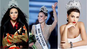 มงแล้วมงอีก! 10 อันดับ ประเทศที่ได้ครองมงกุฎ Miss Universe มากที่สุด