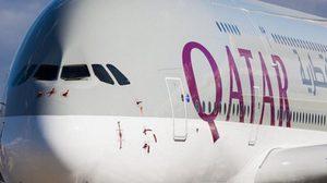 สายการบิน Qatar Airways ขอลงฉุกเฉินสนามบินภูเก็ต หลังมีคนวูบเสียชีวิต