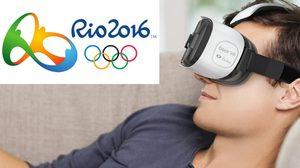 ซัมซุงจัดให้!! ชมโอลิมปิคผ่านทาง Samsung Gear VR แบบ 360 องศา