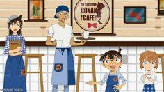 กลับมาอีกครั้ง 'Conan Cafe' คาเฟ่ยอดนักสืบจิ๋วโคนัน 11 เมืองทั่วญี่ปุ่น