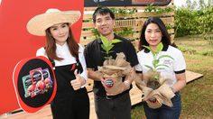 เนสกาแฟ เบลนด์ แอนด์ บรู ส่งต่อต้นกล้ากาแฟคุณภาพดี 10,000 ต้น สร้างความยั่งยืนแก่เกษตรกรไทย