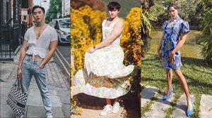 ความสุขของ เขื่อน ภัทรดนัย ผู้ชายใส่กระโปรง ในวันที่เขาคือ Genderless Fashion
