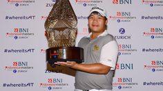 ภูมิ ศักดิ์แสนศิลป์ โปรดาวรุ่งไทยคว้าแชมป์เอเชี่ยนทัวร์ครั้งแรกของตัวเอง!!