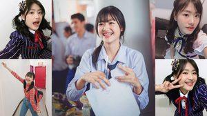 ทำความรู้จัก จีจี้ BNK48 รุ่นที่ 2 เธอเป็นคนชอบยิ้ม และยิ้มน่ารักมากด้วย