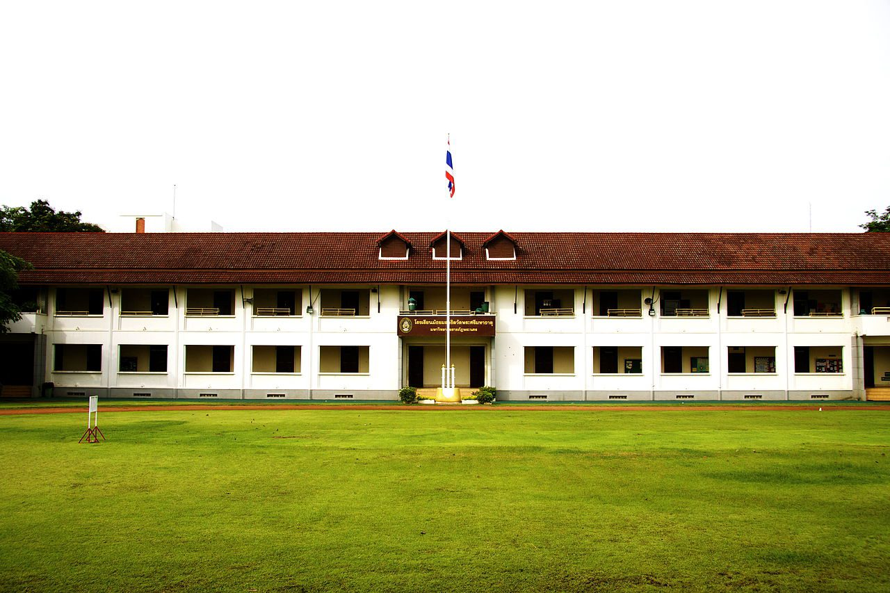 Satit_P.M._Building_1