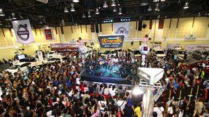 Pacific Motor Show 2017 จัดยิ่งใหญ่ฉลองครบรอบ 2 ทศวรรษ คาดจัดงาน 9 วัน เงินสะพัดกว่า 600 ล้านบาท