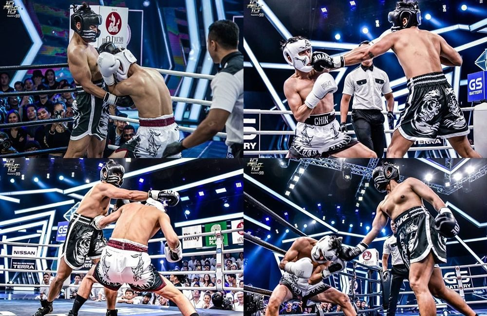 ชิน - ฮั่น รายการ 10 fight 10