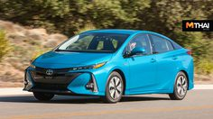 2020 Toyota Prius Prime ปรับใหม่เป็นรถยนต์ 5ที่นั่งเเละการอัพเดตอื่นๆ