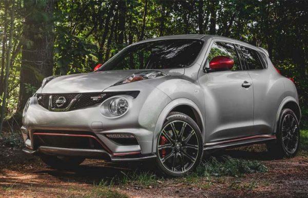 Nissan Juke NISMO Edition