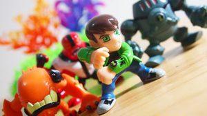 เบ็นเท็น เอสดี ฟิกเกอร์ คอเลคชั่น 1 จาก Big one toy