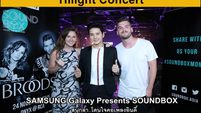 SAMSUNG Galaxy Presents SOUNDBOX Hilight Show