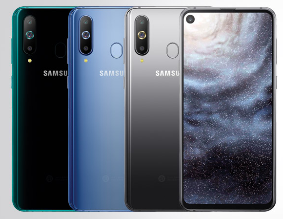 Galaxy-A8s Color