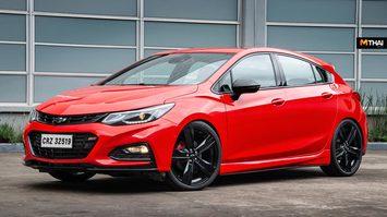 หรือนี่อาจจะเป็น Chevrolet Cruze รุ่น Sporty SS ตัวที่ทุกคนรอคอย?