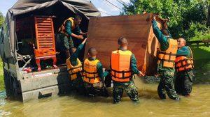นายกฯ ขอให้ประชาชนมั่นใจ รัฐบาลช่วยเหลือน้ำท่วมเต็มที่