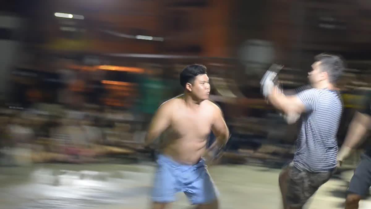 Fight Club Thailand กานต์ x ตูน คู่ที่ 53