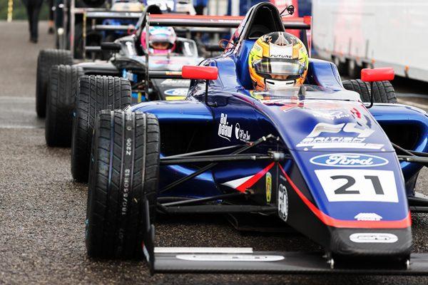 British F4 Championship 2021