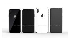 เผยภาพ iPhone X Plus รุ่นใหญ่ประจำปี 2018 กล้องคู่ จอ 6.5 นิ้ว