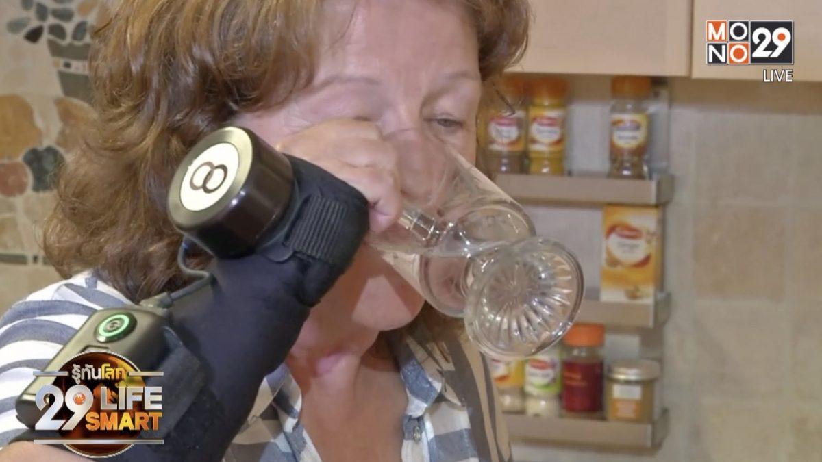 29 LifeSmart : GOOD HEALTH ถุงมือบรรเทาอาการผู้ป่วยพาร์กินสัน